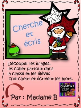 Noël cherche et écris