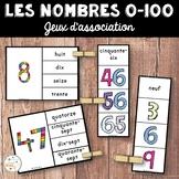 Nombres 0 - 100 - 2 jeux d'association/Ensemble (Numbers)