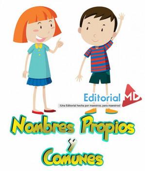 Nombres Propios y Nombres CoMunes