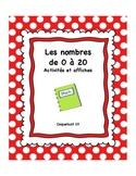 Nombres de 1 à 20 : activités et affiches