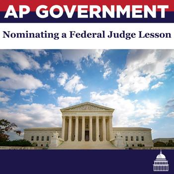 Nominating Federal Judges Lesson