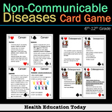 Health Lesson: Non-Communicable Diseases Card Game - Play With This Real Deck!