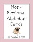 Non Fiction ABC cards