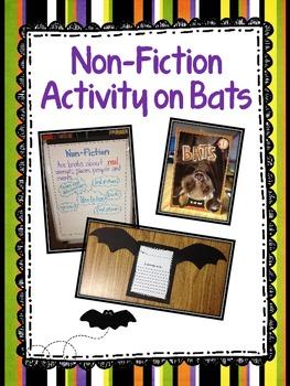 Non-Fiction Activity on Bats