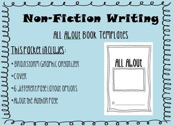 Non-Fiction All About Books