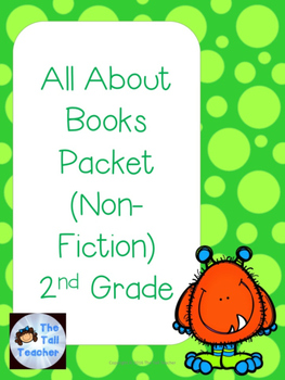 Non-Fiction All About Books 2nd Grade