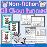 Non-Fiction All About Bunnies: Literacy Unit and Different