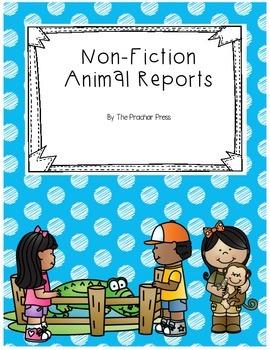 Non-Fiction Animal Reports