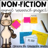 Nonfiction Research Project