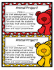 Non-Fiction Animal Writing Project