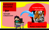 Non-Fiction - Animals - Tigers Google Slides Google Classroom  Distance learning