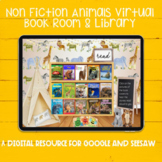 Non-Fiction Animals Virtual Book Room/Digital Library