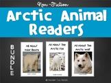 Non-Fiction Arctic Readers Bundled (Polar Bear, Arctic Fox