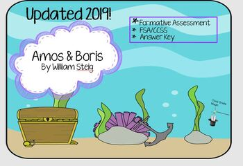 FSA & Common Core Assessment- Amos & Boris