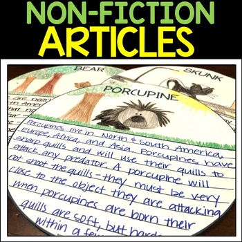 Non-Fiction Articles: Animals
