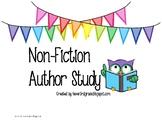 Non-Fiction Author Study