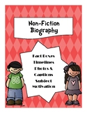 Non-Fiction Biography Passage