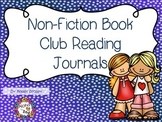 Non-Fiction Book Club Reading Journals