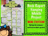 Mobile Book Report Project- Non-Fiction Several Genres/Skills to Choose!