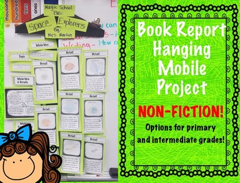 mobile book report project non fiction several genres skills to choose