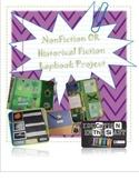 Non-Fiction & Historical Fiction LapBook Project