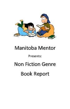 Non Fiction Book Report