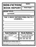 Non-Fiction Book Report