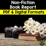 Non-Fiction Book Report