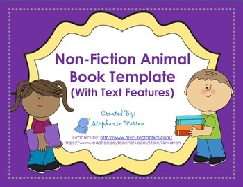 Non-Fiction Book Template!