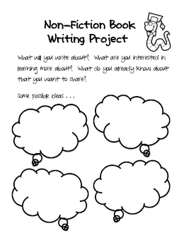 Non-Fiction Book Writing Project