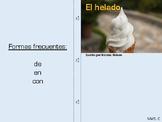 Non-Fiction Book in Spanish Level C - El helado