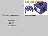 Non-Fiction Book in Spanish Level C - Los videojuegos