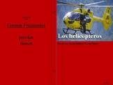 Non-Fiction Book in Spanish Level D - Los Helicópteros