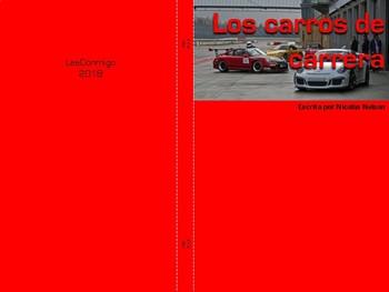 Non-Fiction Book in Spanish Level F - Los carros de carrera