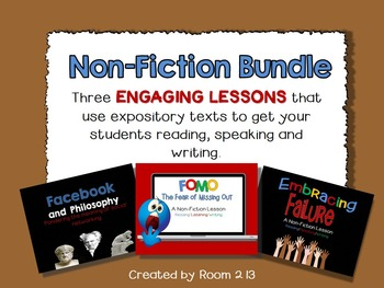 Non-Fiction Bundle: Lessons for Real Life