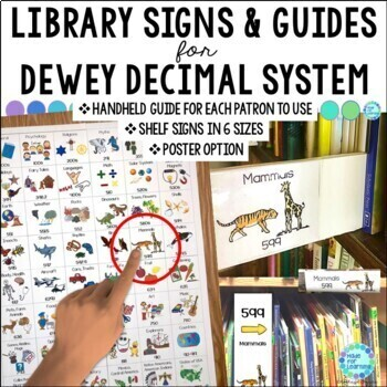 Dewey Decimal Call Number Guide for the School Library