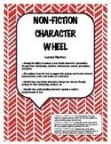 Non-Fiction Character Wheel