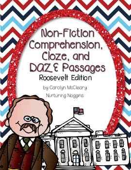 Non-Fiction Comprehension, Cloze, and DAZE Passages (Roose
