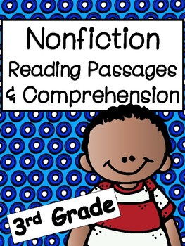 Non Fiction Comprehension Printables
