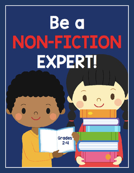Non-Fiction Comprehension and Text Features