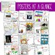 Non-Fiction Text Features Posters and Notebook
