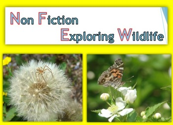 Non Fiction:  Exploring Wildlife