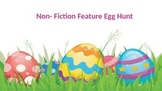 Non-Fiction Feature Egg Hunt- Informational Writing