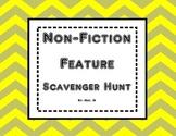 Non Fiction Feature Scavenger Hunt