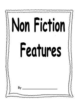 Non Fiction-Features Book