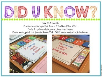 Non-Fiction Fun Facts For Kids