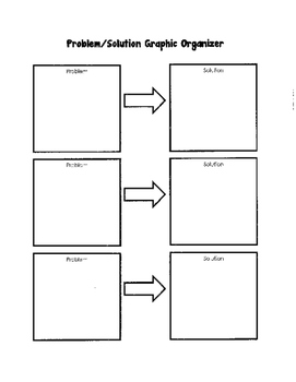 Non-Fiction Graphic Organizers