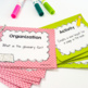 Non-Fiction Guided Reading Task Cards