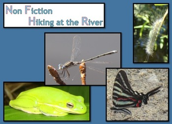 Non Fiction:  Hiking at the River