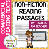Non-Fiction Informational Passages for Commercial Use - Le